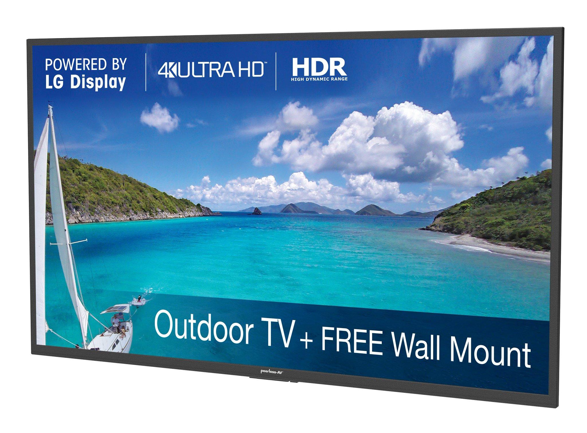 55 inch Neptune Shade Series Outdoor TV + FREE Mount_Hero_Main Image-2