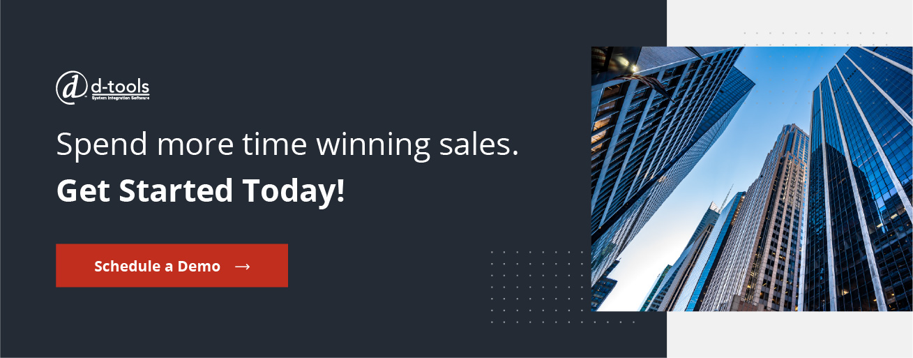 Spend more time winning sales. Get started today! Schedule a demo.