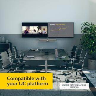 Jabra PanaCast 50 Grey UC Certification