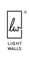 Light Walls Logo-with Trade mark (R)