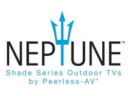 Plural Logo - Neptune Shade Series Outdoor TVs by Peerless-AV